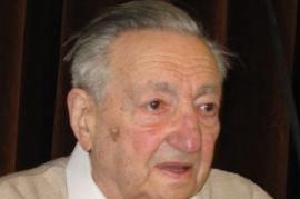 Marek Edelman (Photo by Mariusz Kubik)