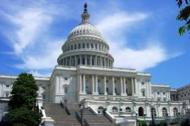 Us Capitol In  Daylight (Photo by wikicommons)