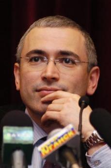 Mikhail Khodorkovsky (Photo by wikimedia commons)