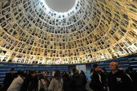 Holocaust Memorial in Yad Vashem