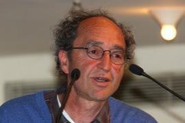 The writer Dogan Akhanli (Photo by Wikicommons, user Raymond Spekking)