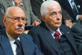 Jorge Videla and Luciano Benjamin Menendez