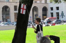 Genoa, Garden of the Righteous