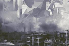 Guernica in Aleppo, Wissam Al Jazairy