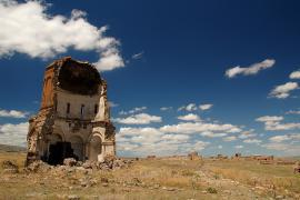 Ani, an ancient Armenian centre which nowadays is in Turkey