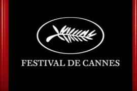 Logo of the Cannes film festival
