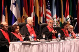 The Judges of the Inter-American Court