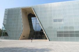 The new Museum of Polish Jews (photo by Carolina Figini, 2013)