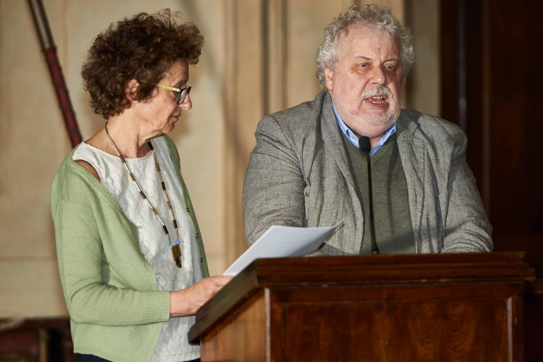 Klaas Smelik and Renata Tardani