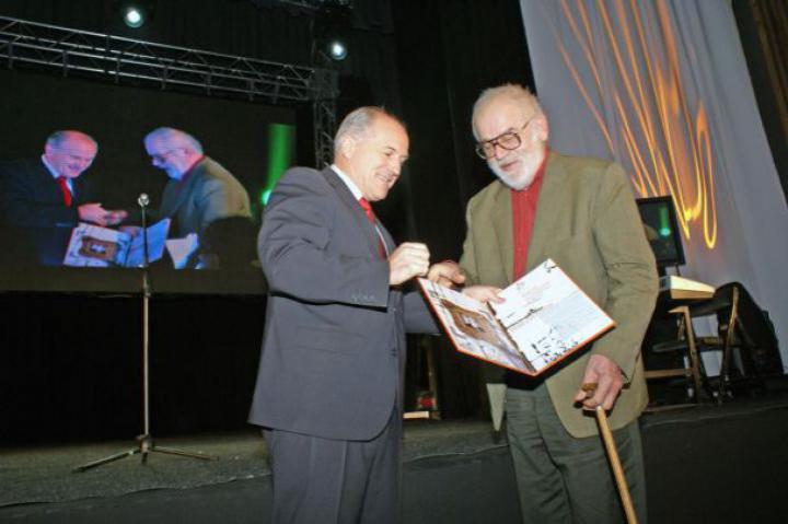 A picture of the Sarajevo ceremony
