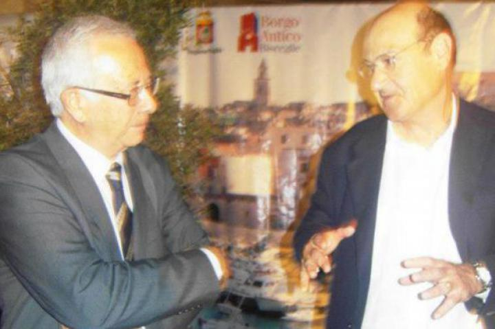 Gabriele Nissim meets with Zaccaria Gallo