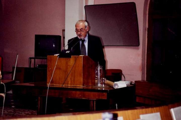 Pietro Kuciukian remembers Giacomo Gorrini