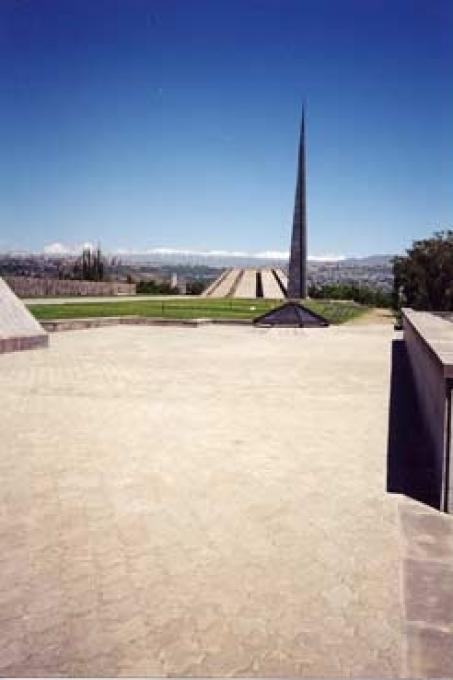 Yerevan Museum of Genocide