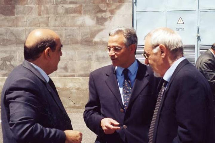 The Ambassadors with Pietro Kuciukian