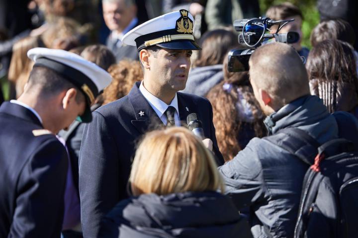 Coastal Ward Commander Antonio Miniero