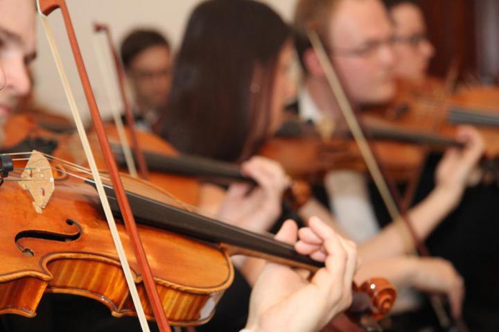 Komitas/Sahakiants, liturgy for string instruments