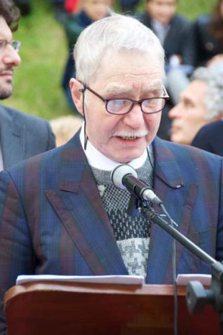 Fedor Guber, Vasilij Grossman's foster son