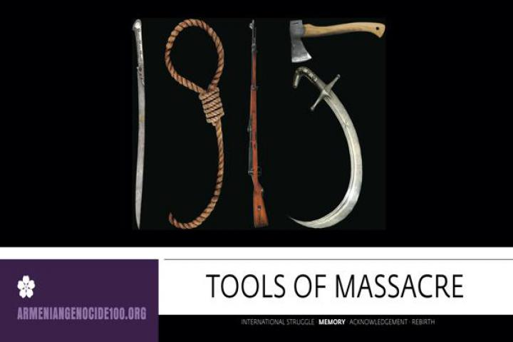 Tools of massacre