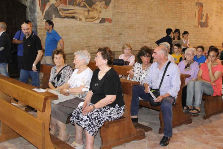 Relatives of the families Talamonti, Piersimoni and Ciabattoni