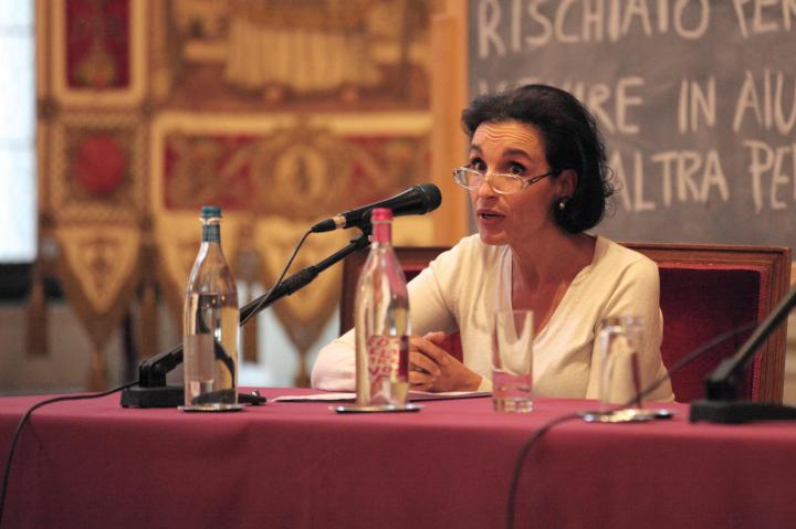 "Speech by Daniela Dana Tedeschi, Vicepresident Association ""Children of the Holocaust"" (Figli della Shoah in Italian)"