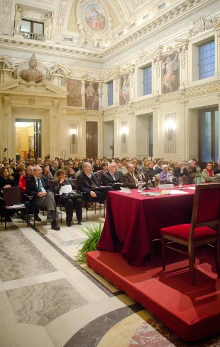 24 April - centenary of the Armenian Genocide - Palazzo Marino, seat to Milan's City Hall