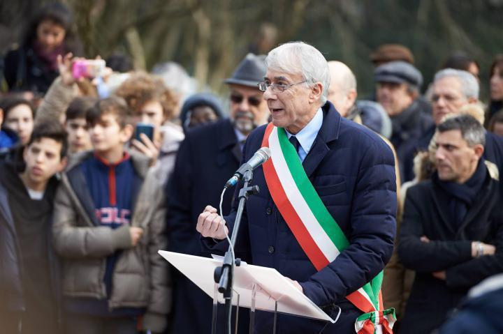 Milan Mayor Giuliano Pisapia