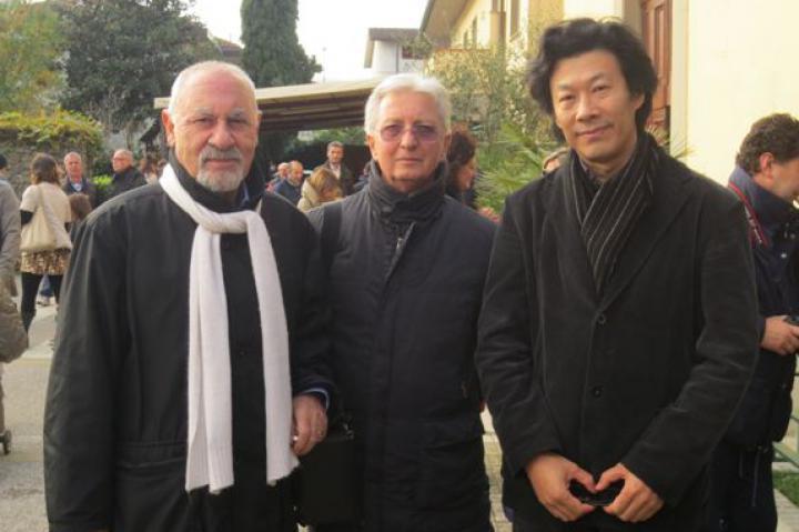 Pietro Kuciukian, traductor, Hang Dongfang