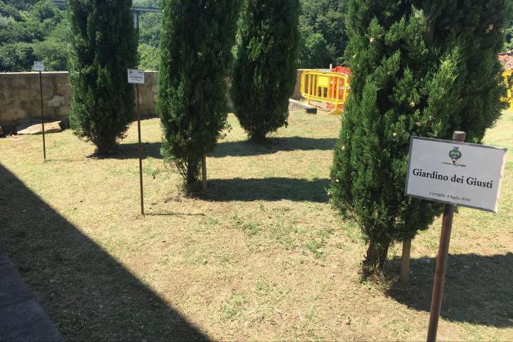 The Garden of Cavriglia
