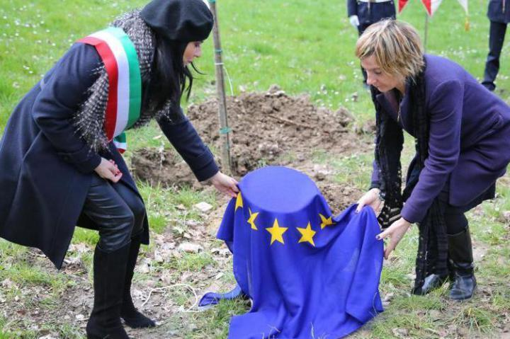 European Day of the Righteous in Rimini, one of the numerous celebrations all over Italy and the world