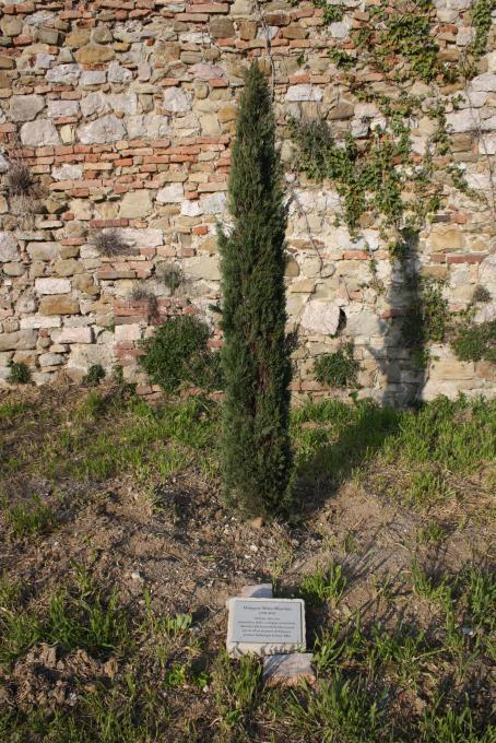 6 March - Creation of the Garden of the Righteous in Perugia