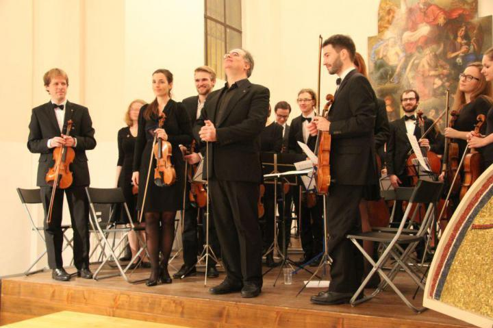 8 March - Concert for the Righteous at celebrations of European Day of the Righteous in Prague