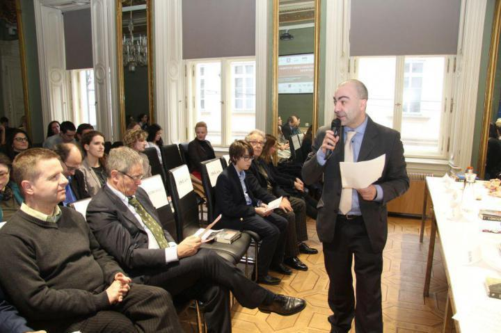 8 March - conference about the refugee issue in Prague