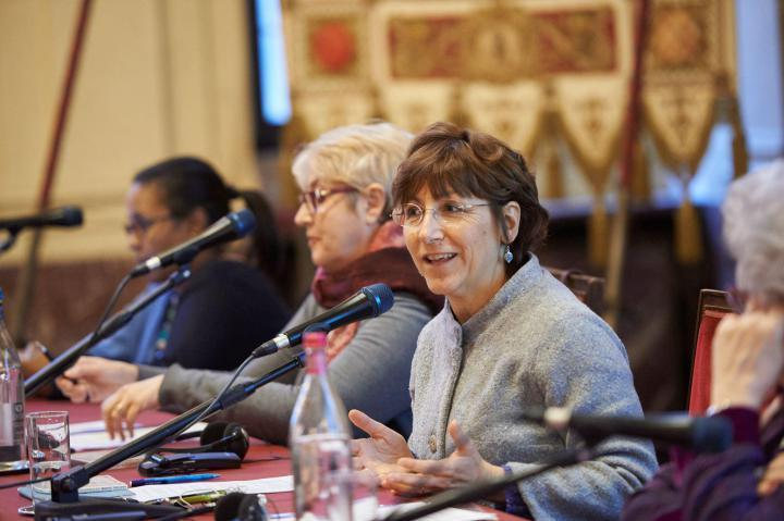 7 March - Gariwo Ambassador Milena Santerini at Conference on Women and Legality