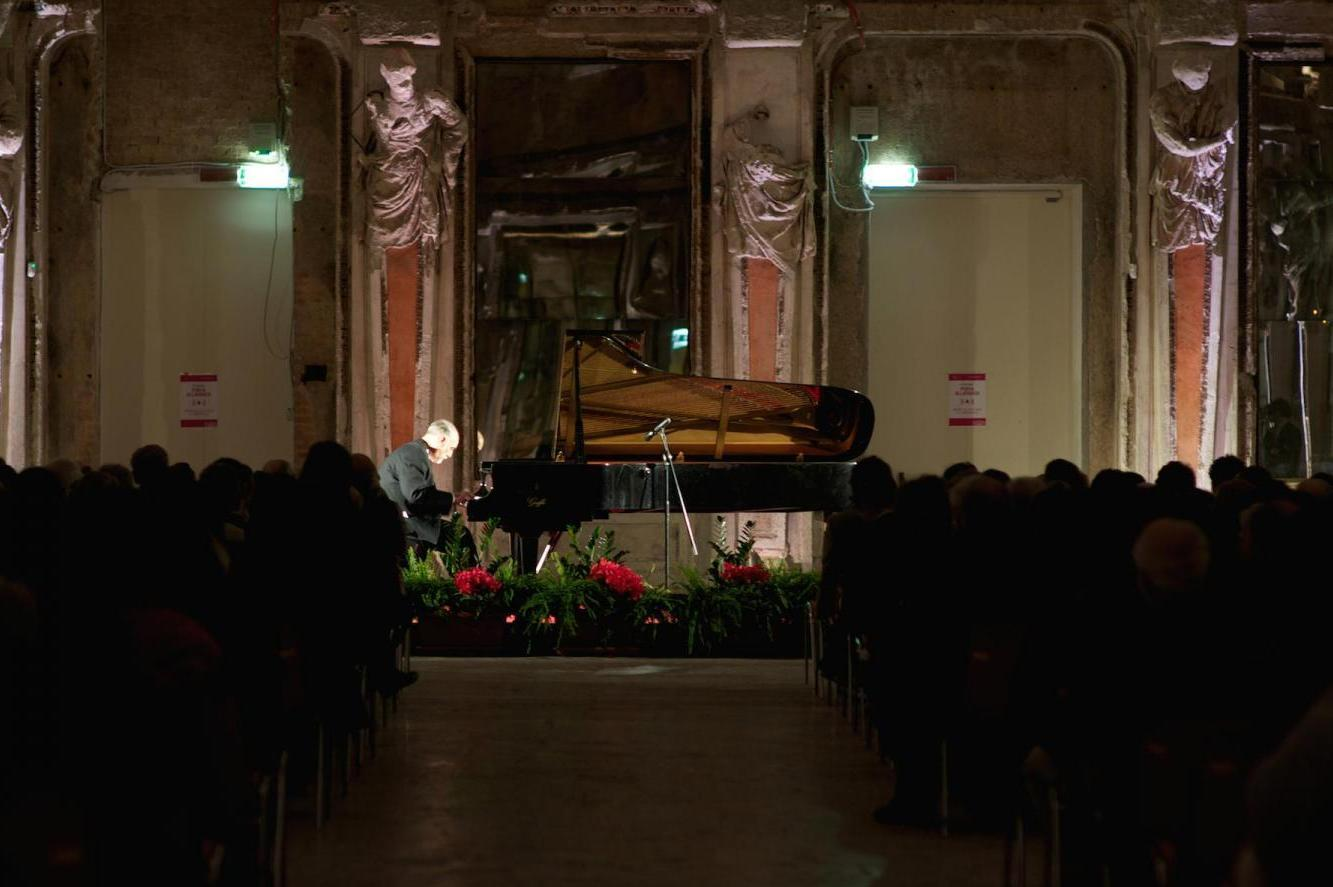 2013 - First European Day of the Righteous at Milan's Palazzo Reale