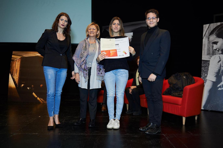 3° prize ex aequo, 5B and 5M Liceo Scientifico E. Fermi of Salò (BS)