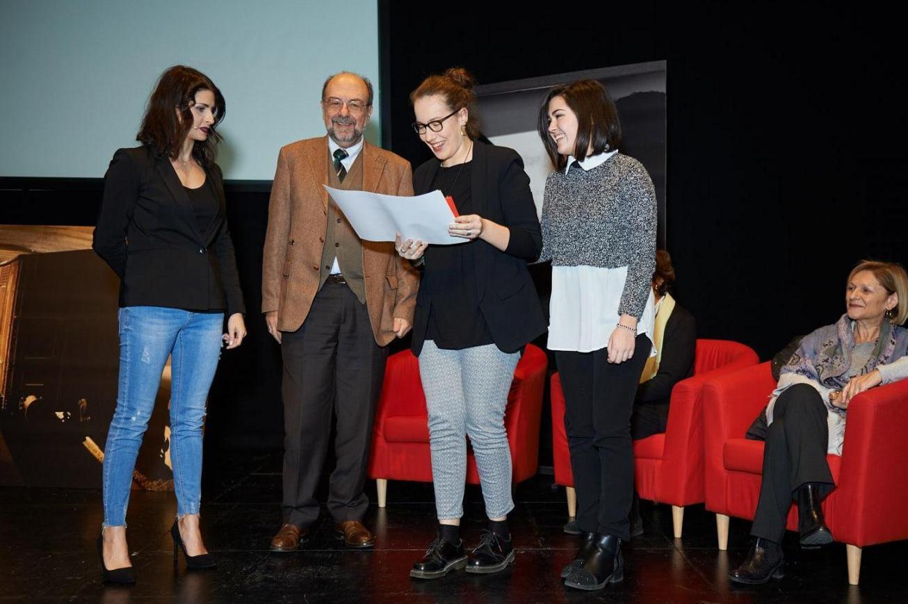 2° prize, 5B Liceo Statale R. Corso di Correggio (RE)