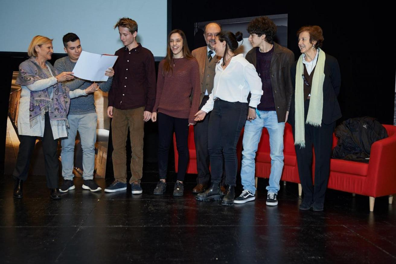 1st prize ex aequo, 3C Liceo Scientifico Statale E. Vittorini di Milano