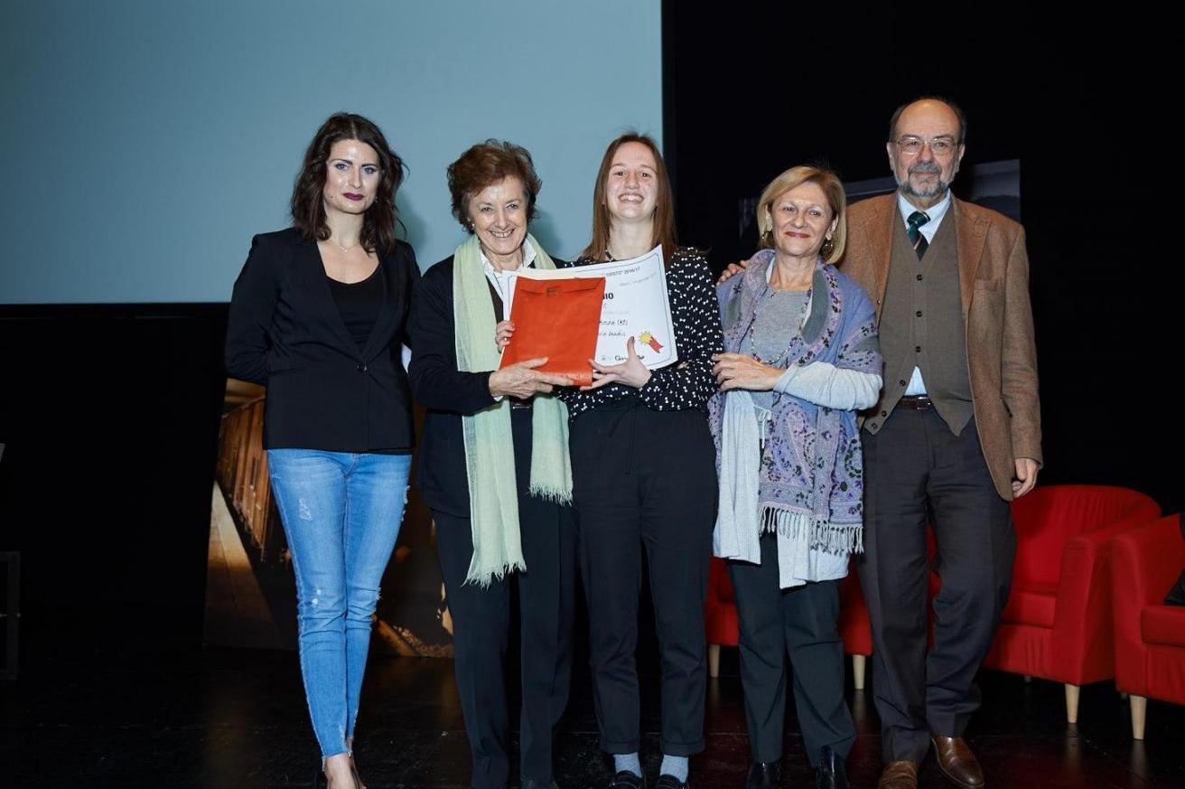 1st prize ex aequo, 1C Liceo Classico e Musicale B.Zucchi of Monza (MB)