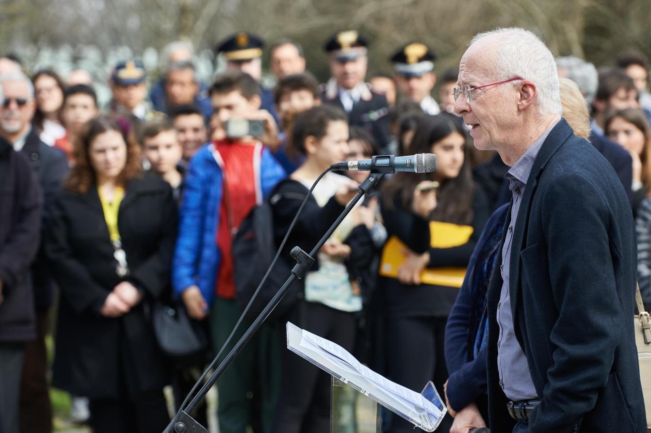 Riccardo Noury, Spokesperson Amnesty International Italia