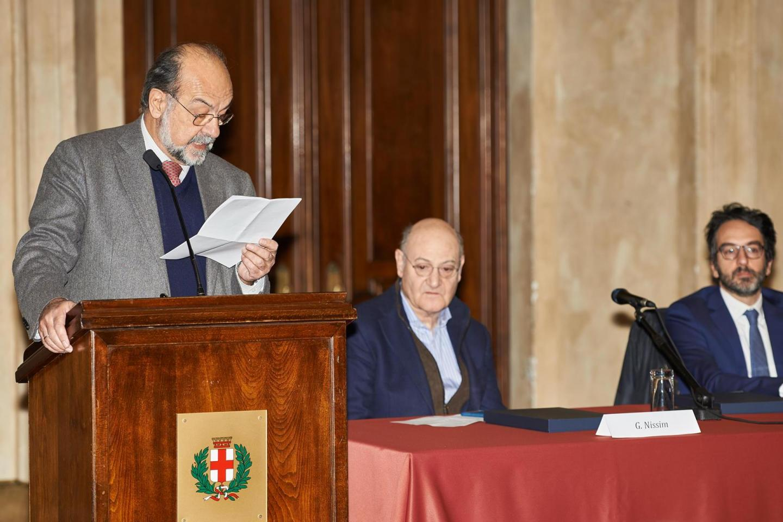 Giorgio Mortara, Vicepresident UCEI