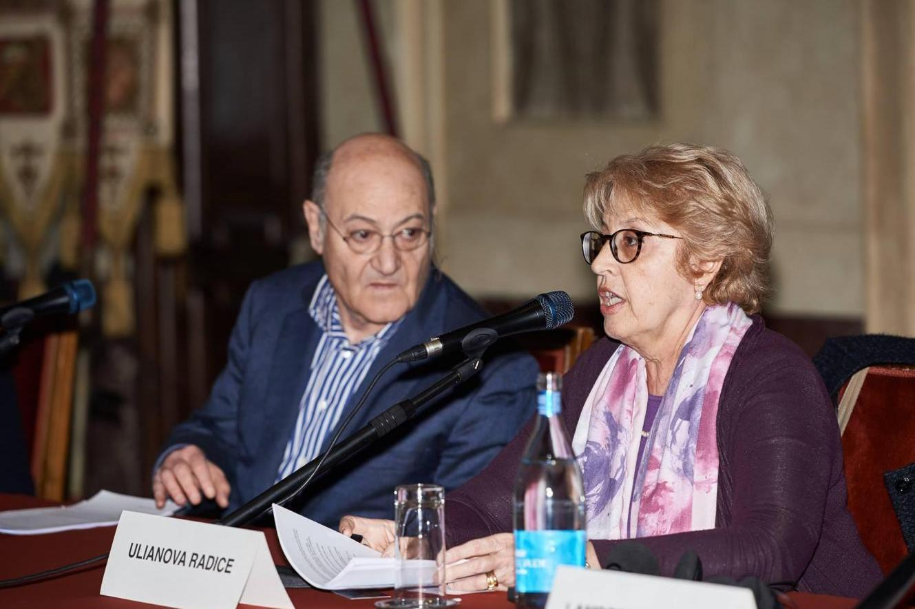 Gabriele Nissim and Ulianova Radice