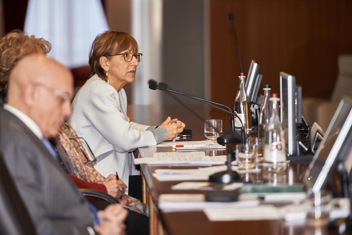 The speech of the Deputy Hon. Milena Santerini