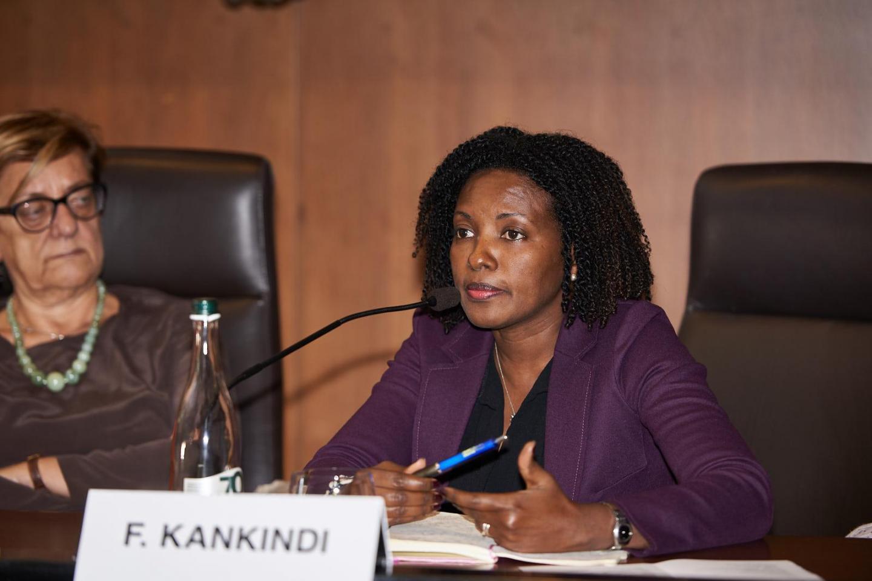 Françoise Kankindi, President of Bene Rwanda