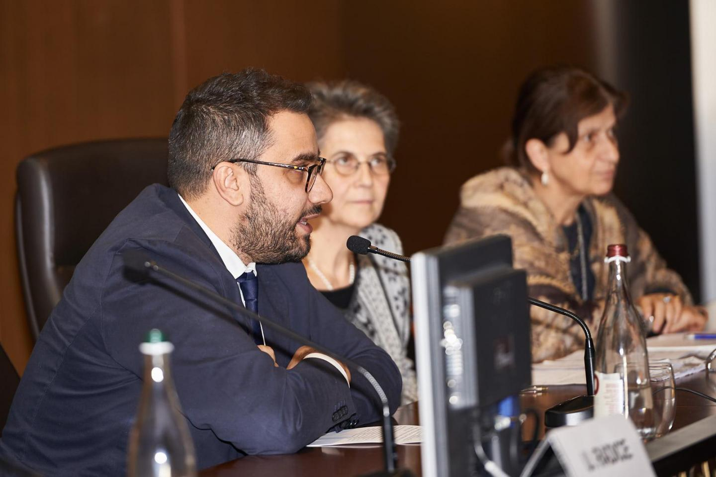 Gianluca Salza, city Councilor Civita Castellana