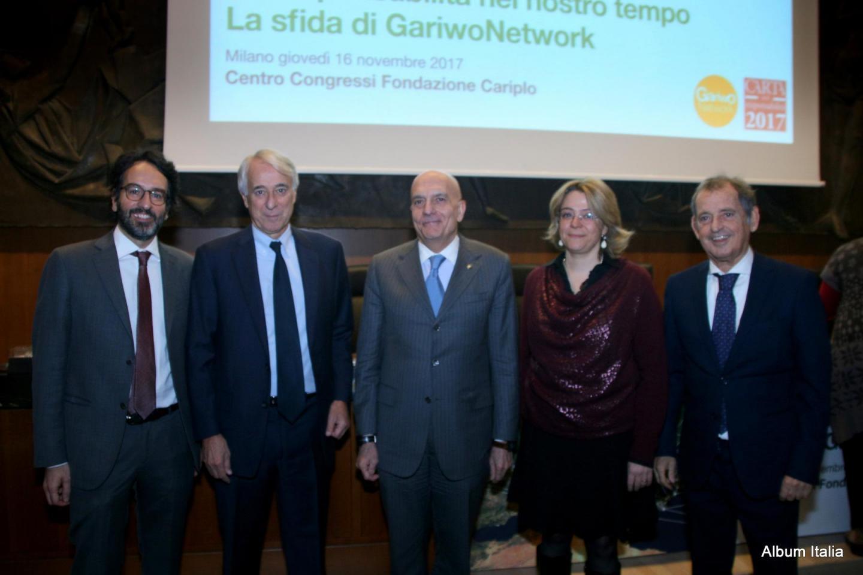 Lamberto Bertolè, Giuliano Pisapia, Gabriele Albertini, Anna Scavuzzo, Gustavo Adolfo Cioppa