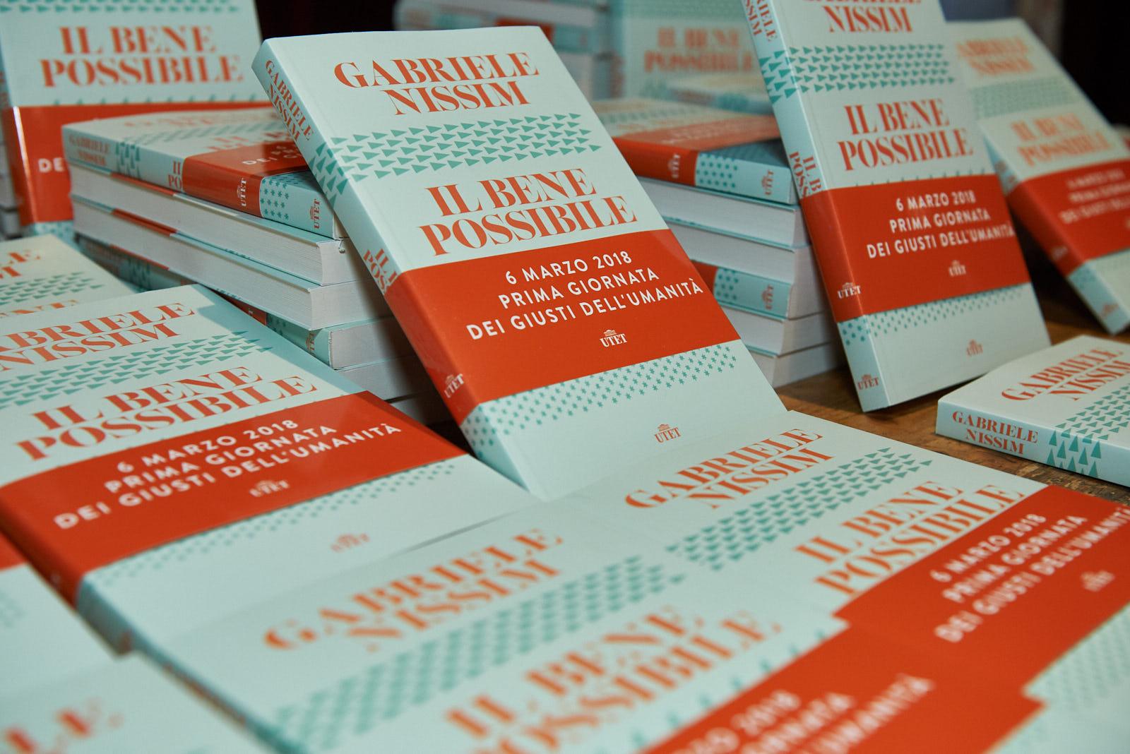 Il bene possibile (Utet) of Gabriele Nissim