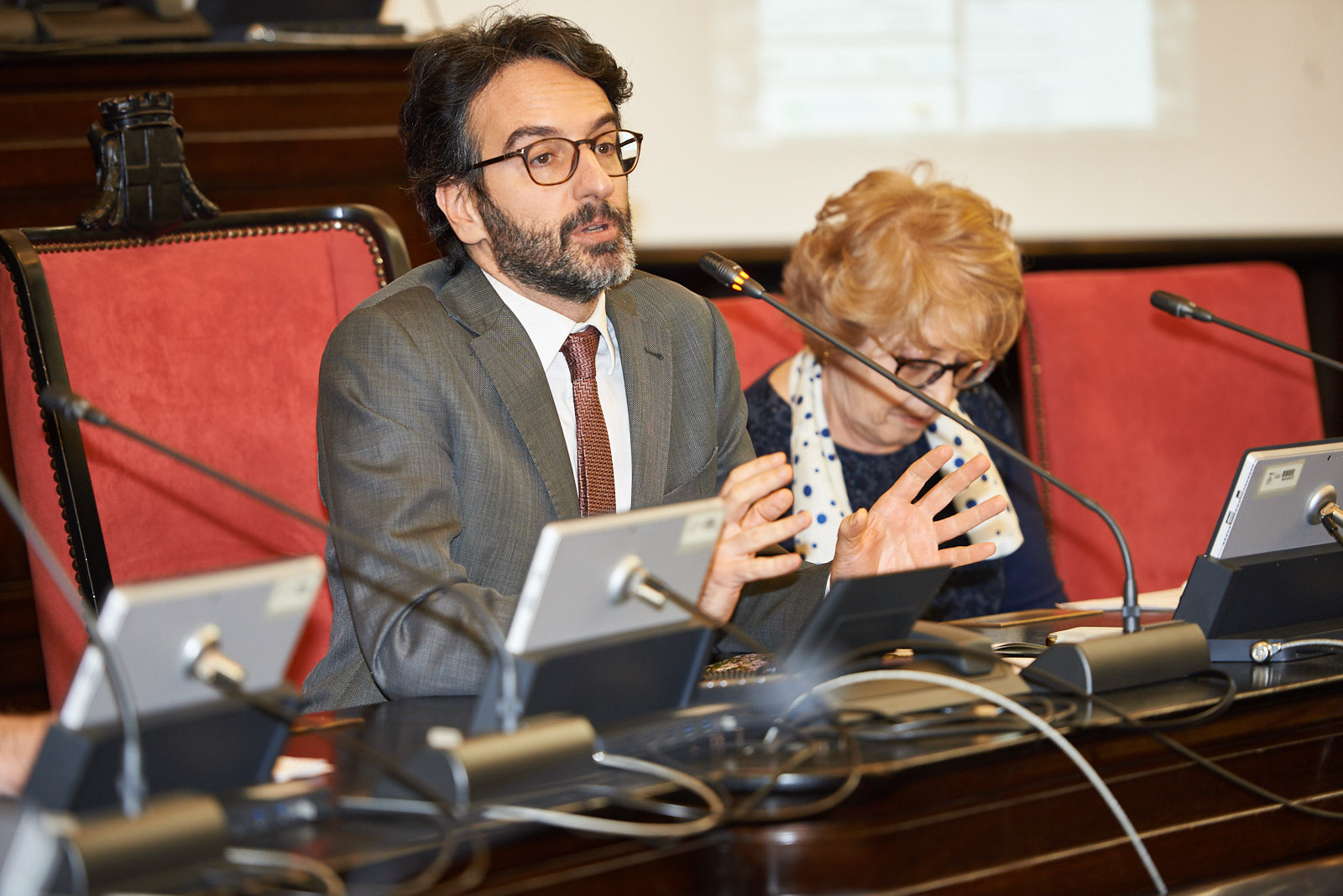 Lamberto Bertolé, president of Milan City Council
