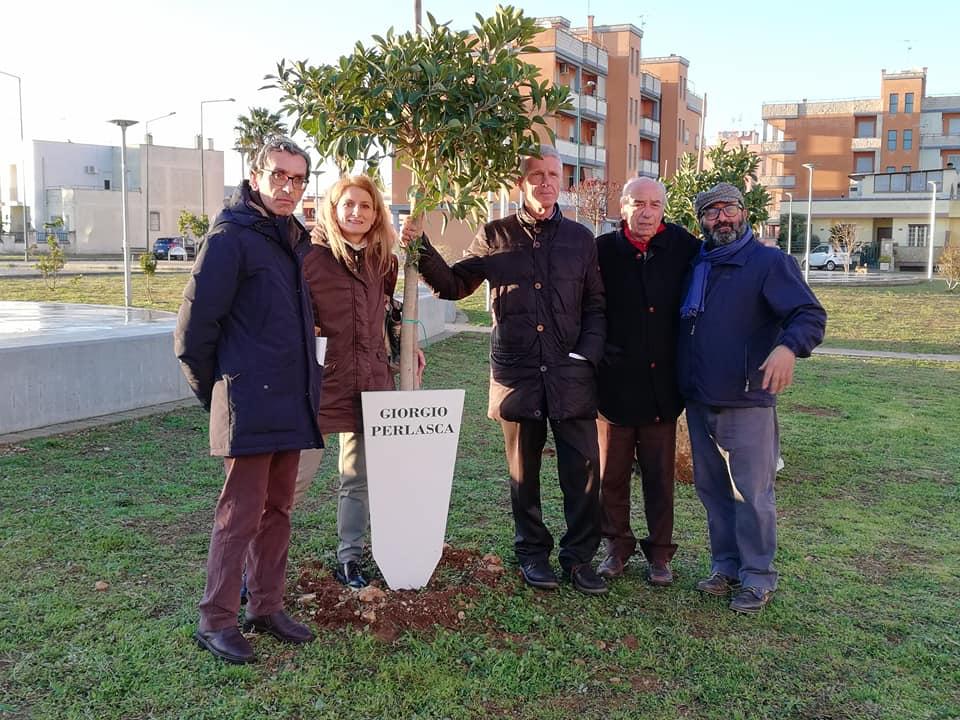 In Copertino for Giorgio Perlasca