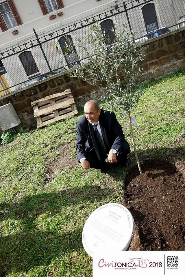 Hamadi ben Abdesslem in Civita Castellana  (Civitonica Cultural Season 2018)
