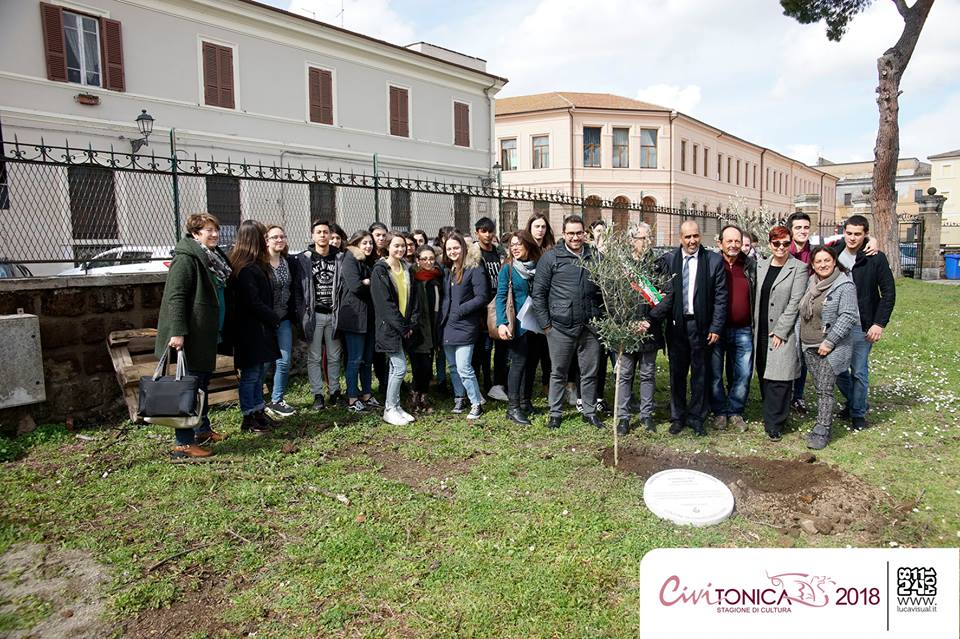 At Garden of Civita Castellana (Civitonica Cultural Season 2018)